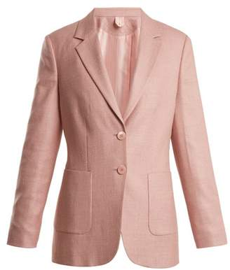 Max Mara Zante Jacket - Womens - Light Pink