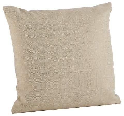 Saro Lifestyle Basic Indoor/Outdoor Poly Filled Throw Pillow (17