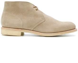 Church's Sahara Chukka boots