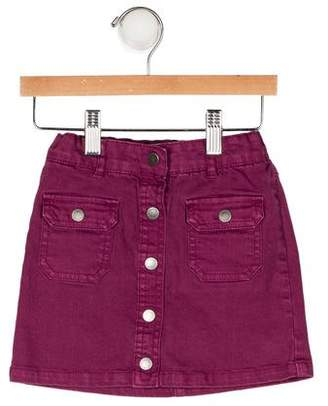 Stella McCartney Girls' Jean Skirt
