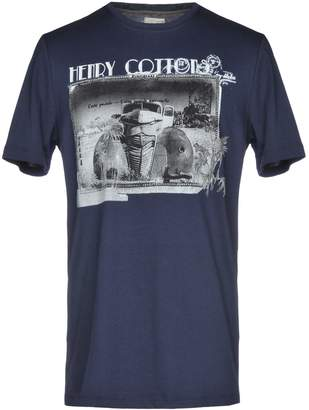 Henry Cotton's T-shirts