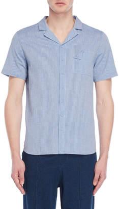 NATIVE YOUTH Epiphytes Short Sleeve Shirt