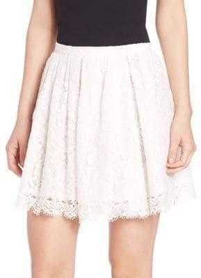 IRO Izia Lace Skirt