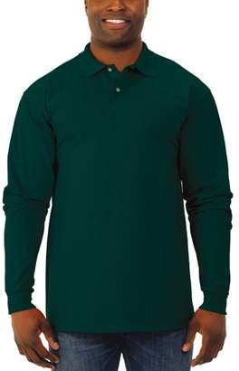 Polo Ralph Lauren Jerzees Men's Spot Shield Long Sleeve Shirt