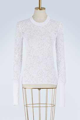 Givenchy Lace pullover