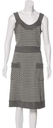 Diane von Furstenberg Casual Knee Length Dress