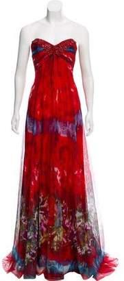 Jovani Mesh Evening Dress w/ Tags