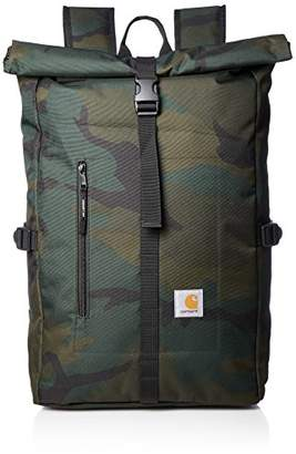 Carhartt (カーハート) - [カーハートダブルアイピー] リュック PHIL BACKPACK I023741-17F 83600 Camo Combat Green