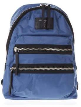 Marc Jacobs Nylon Blu Small Backpack