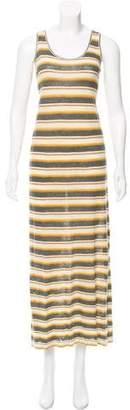 Stella McCartney Striped Racerback Dress