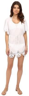 Seafolly Beach Smock Dress Cover-Up Women's Swimwear