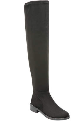 Franco Sarto Bailey Suede Over-The-Knee Boot