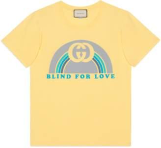 Gucci Oversize Elton John T-shirt