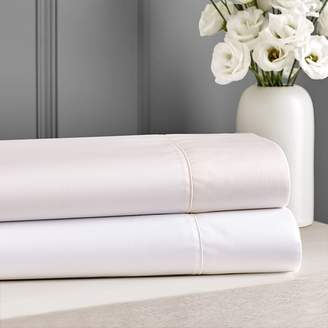 Hudson Park Collection 500TC Sateen Iron Free Extra Deep Fitted Sheet, Queen - 100% Exclusive