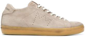 Leather Crown M_136 sneakers