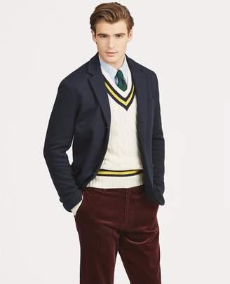 Ralph Lauren Knit Blazer