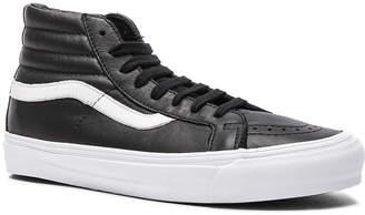 Vans OG Leather SK8-HI LX