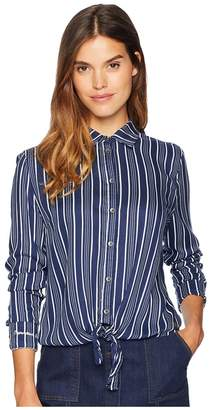 Roxy Suburb Vibes Long Sleeve Shirt Women's Clothing