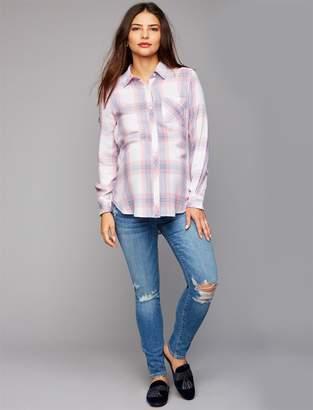 Joe's Jeans Secret Fit Belly Icon Skinny Ankle Maternity Jeans- Midge