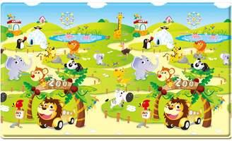 Dwinguler Large Zoo Playmat