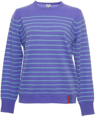 Kule Nikki Sophie Crewneck Striped Sweater