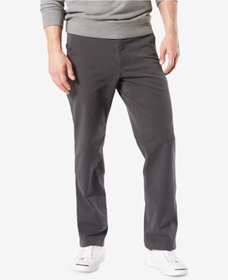 Dockers Downtime Straight Fit Smart 360 Flex Khaki Stretch Pants