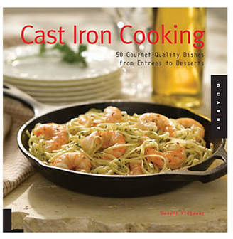 Lodge Cast Iron Cooking: 50 Gourmet Quality Dishes Recipe Book