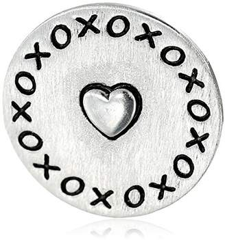 XOXO Charmed Lockets Coin Charm