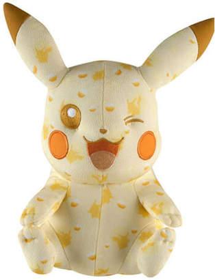 Tomy Pokemon Plush Figure 20th Anniversary Special Pikachu Wink