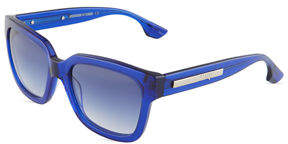 McQ Square Plastic Sunglasses