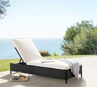 Pottery Barn Chaise