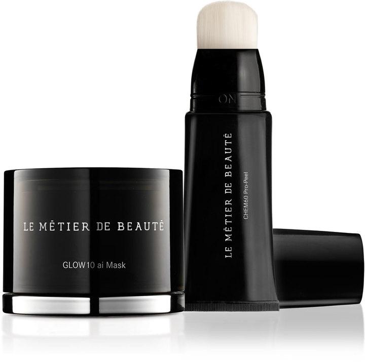 LeMetier de Beaute Le Metier de Beaute CHEM60 Pro-Peel and GLOW10ai Mask Set