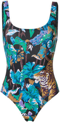 Kenzo Bamboo Tiger swimsuit