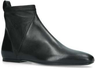 Jil Sander Vitello Stretch Boots