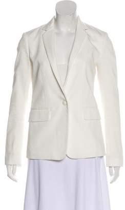 Rag & Bone Fitted Button-Up Blazer