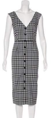 Veronica Beard Sleeveless Midi Dress w/ Tags
