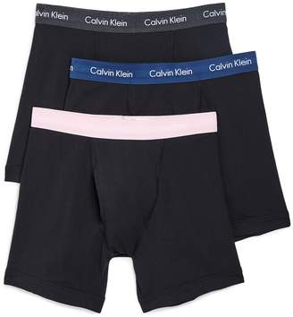 Calvin Klein Underwear 3 Pack Cotton Stretch Boxer Briefs