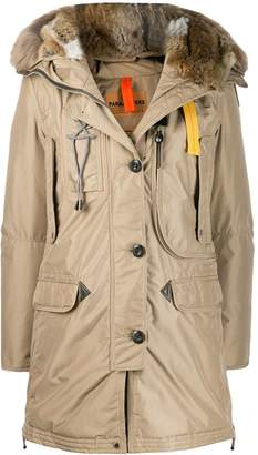 Parajumpers hood puffer jacket