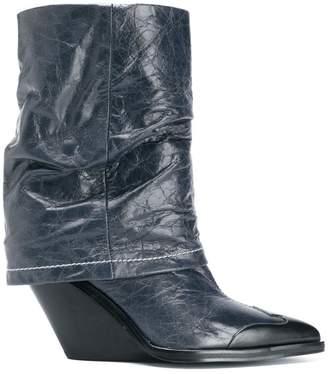 4d48e8e1d20e Stitch Detail Boots For Women - ShopStyle UK