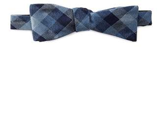 Ben Sherman Leonard Checkered Bow Tie