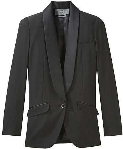 McQ Tuxedo Blazer