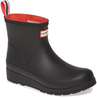 Hunter Play Insulated Short Rain Bootie