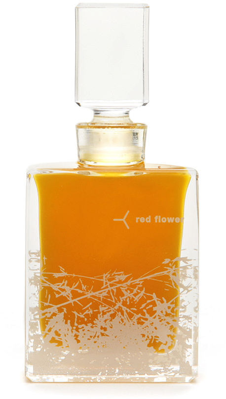 Red Flower Concentrate Organic Perfume, Champa 0.5 fl oz (15 ml)