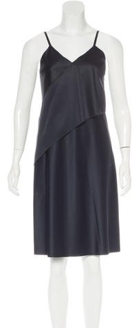 3.1 Phillip Lim 3.1 Phillip Lim Satin Sleeveless Dress