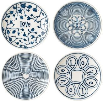 Royal Doulton Ellen DeGeneres Love Plates