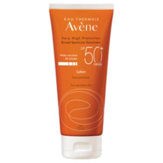Avene Sunscreen Lotion Face & Body SPF50+