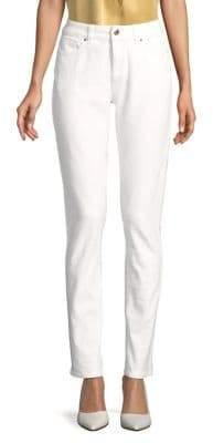 Marina Rinaldi Ashley Graham x Relaxed-Fit High Rise Jeans