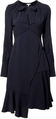 Derek Lam 10 Crosby Asymmetric Shift Dress