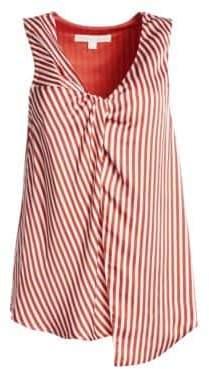 Jonathan Simkhai Stripe Twist Tank