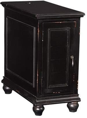 Olsen Powell Shutter Cabinet, Multiple Colors